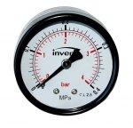 Manometr techniczny 6 bar axialny 100 mm 1/4