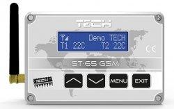 Tech ST-65 Moduł GSM obsługa przez telefon