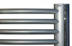 Grzejnik łazienkowy Enix Trend TD-508 504x776 silver chromG