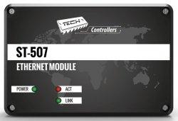 Tech moduł internetowy ST-507 do ogrzewania podłogowego L-7 i L-8