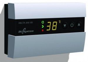 DK System Delta 200 3D sterownik zaworu mieszającego pompy