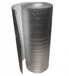 Ekran zagrzejnikowy mata aluminiowa 10 metrów