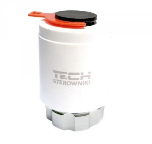 Tech STT-230/2 T siłownik termoelektryczny rozdzielacza