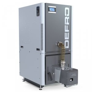 Defro Calori 11 kW kocioł automatyczny na pellet