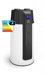 Galmet Basic GT pompa ciepła powietrze-woda 270 z wężownicą