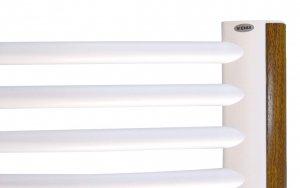 Grzejnik łazienkowy Enix Trend TD-608 600x776 orzech