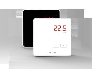 Tech R-8 z Bezprzewodowy regulator dobowy