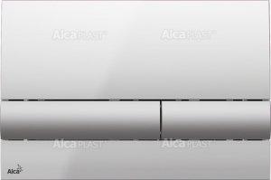 Alcaplast M1713 przycisk spłukujący WC chrom połysk/mat