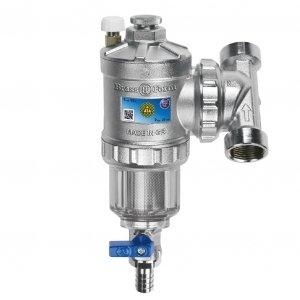 Separator zanieczyszczeń Brass Form filtr magnetyczny 3/4
