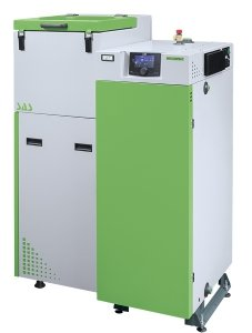 SAS Bio Compact 12 kW kocioł na pellet do 150 m2