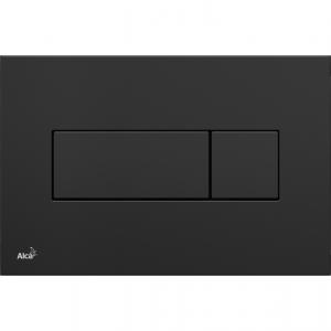Alcaplast M378 przycisk spłukujący WC czarny