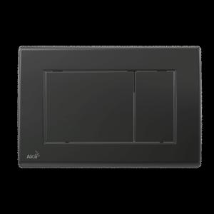 Alcaplast M278 przycisk spłukujący WC czarny mat