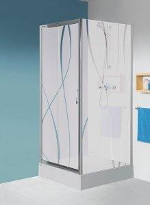 Sanplast Ścianka prysznica SS0/TX5 90