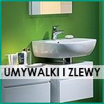 Umywalki i zlewy