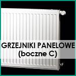 Grzejniki panelowe stalowe (boczne C)