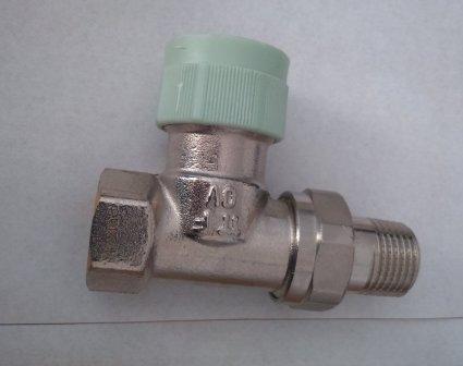 """Oventrop Zawór termostatyczny RFV-6 1/2"""" prosty"""