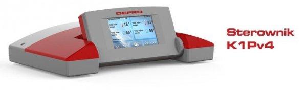 Defro Sigma E 24 kw Kocioł z podajnikiem Ecodesign