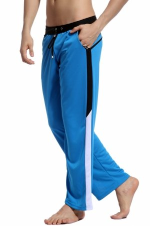 BODY GMW Long Training Pants (Blue)