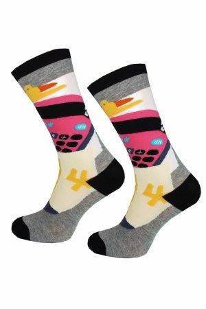 Ponožky Supa! Sox!School #5 (MQ1520)