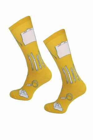 Supa! Sox! School#4 Socks (MQ1520)