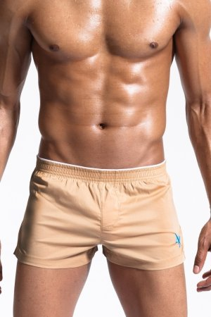 SuperBody Brown Loose Trunks