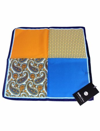 Men's pocket square Estilo Sabroso Es04534