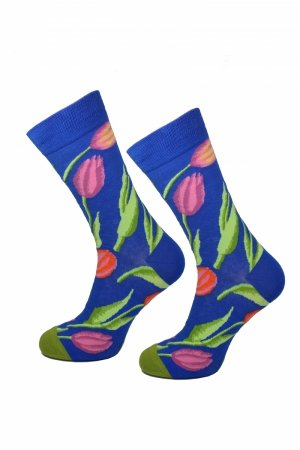 Skarpety Supa! Sox! Tulips #193 (AM0193)