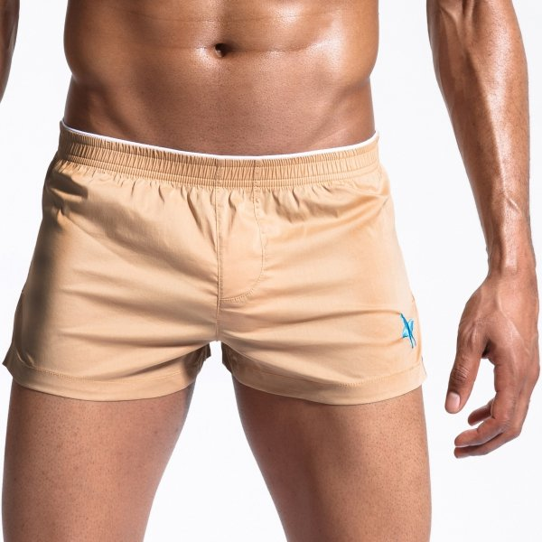 Trenky SuperBody Brown Trunks