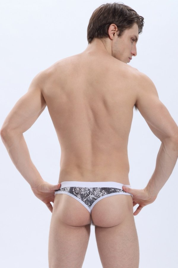 WJ Feather Thongs