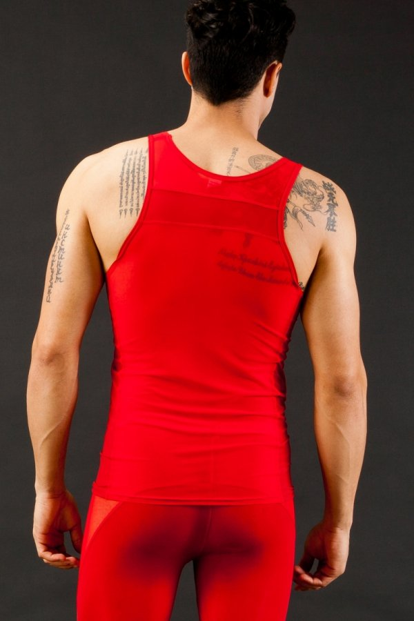 Thermal Top WJ Fluo Red