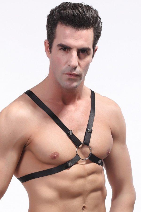 Chest Harness Black