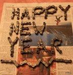 Szczęsliwego Nowego Roku 2018