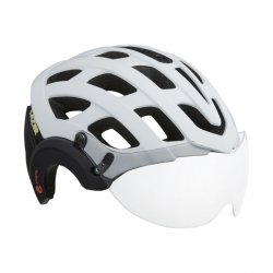Kask E-Bike Lazer Anverz Mat White M +LED