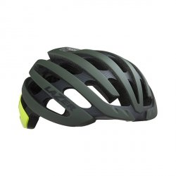Kask Lazer Z1 Matte Dark Green F-Yellow roz.L