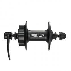 Piasta Przód Shimano HB-M475 32H Czarna 6 Śrub