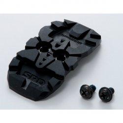 Osłona bloku w butach shimano kolor czarny