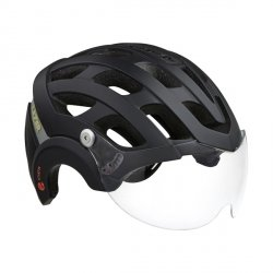 Kask E-Bike Lazer Anverz MIPS Mat Black M +LED