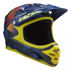 Kask extreme Lazer Phoenix+ Gloss Color Triangles XS