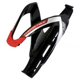 Koszyk bidonu Elite CUSTOM RACE czarno/czerwony