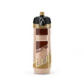 Bidon termiczny Elite TURACIO 3h brązowy 500ml