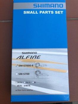 Komponenty Shimano Do Alfine 8 Śruba CJ-S7000-8