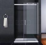 REA - Drzwi prysznicowe przesuwne NIXON-2 120cm