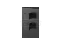 VEDO - Bateria termostatyczna podtynkowa 2 wyjścia SQUARE IIS  6732JCZ