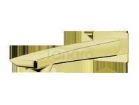 VEDO -  Wylewka wannowa ścienna - 185mm DESSO ORO złoto  VBD4033L/ZL