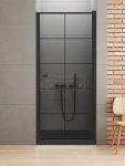 NEW TRENDY - Drzwi wnękowe New Soleo BLACK  100x195  D-0278A