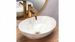 REA Umywalka ceramiczna nablatowa SOFIA AIAX