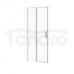 CERSANIT - Drzwi na zawiasach kabiny prysznicowej moduo 80 x 195 LEWE  S162-003