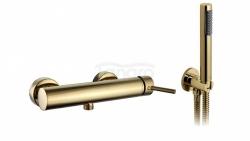 REA - Bateria prysznicowa LUNGO L. GOLD/ ZŁOTO