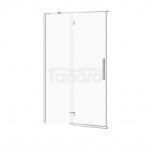 CERSANIT - Drzwi na zawiasach kabiny prysznicowej CREA 120 x 200 LEWE S159-003