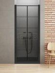 NEW TRENDY - Drzwi wnękowe New Soleo BLACK 100x195   D-0282A